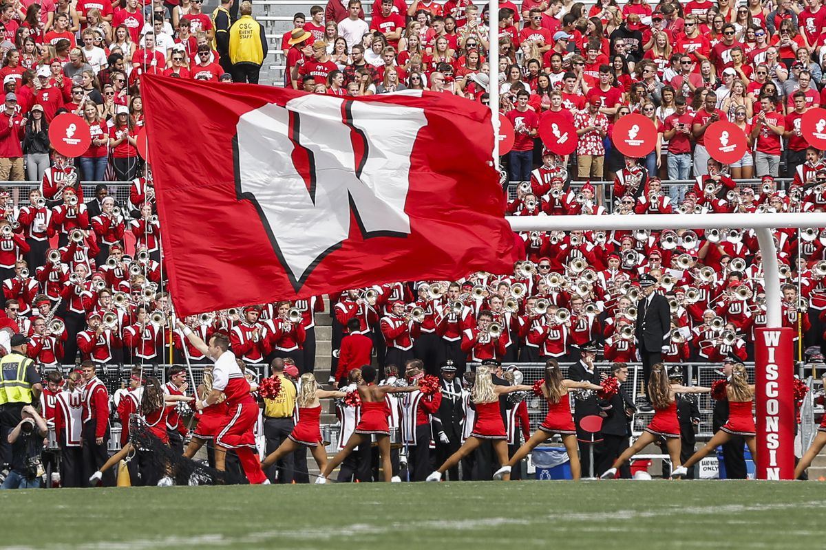 COLLEGE FOOTBALL: SEP 08 New Mexico at Wisconsin