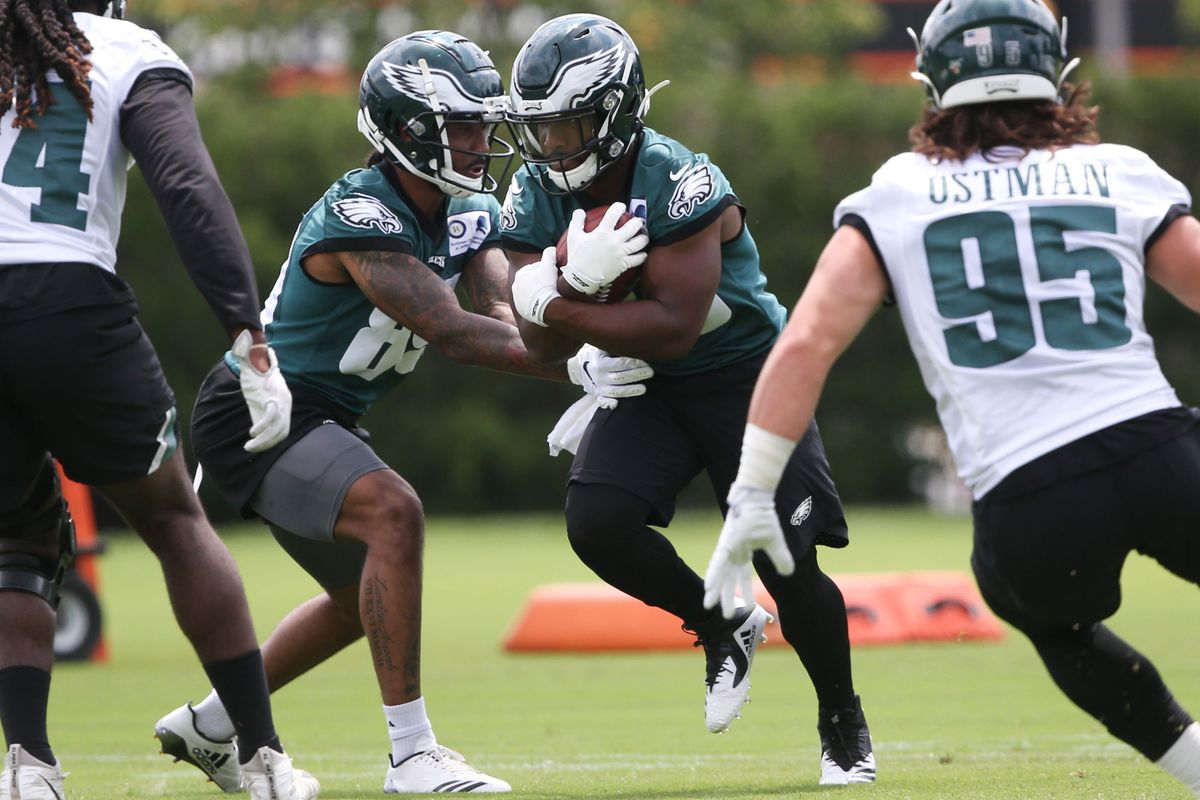 76fa5116 5 positions on the Philadelphia Eagles that will have training camp ...