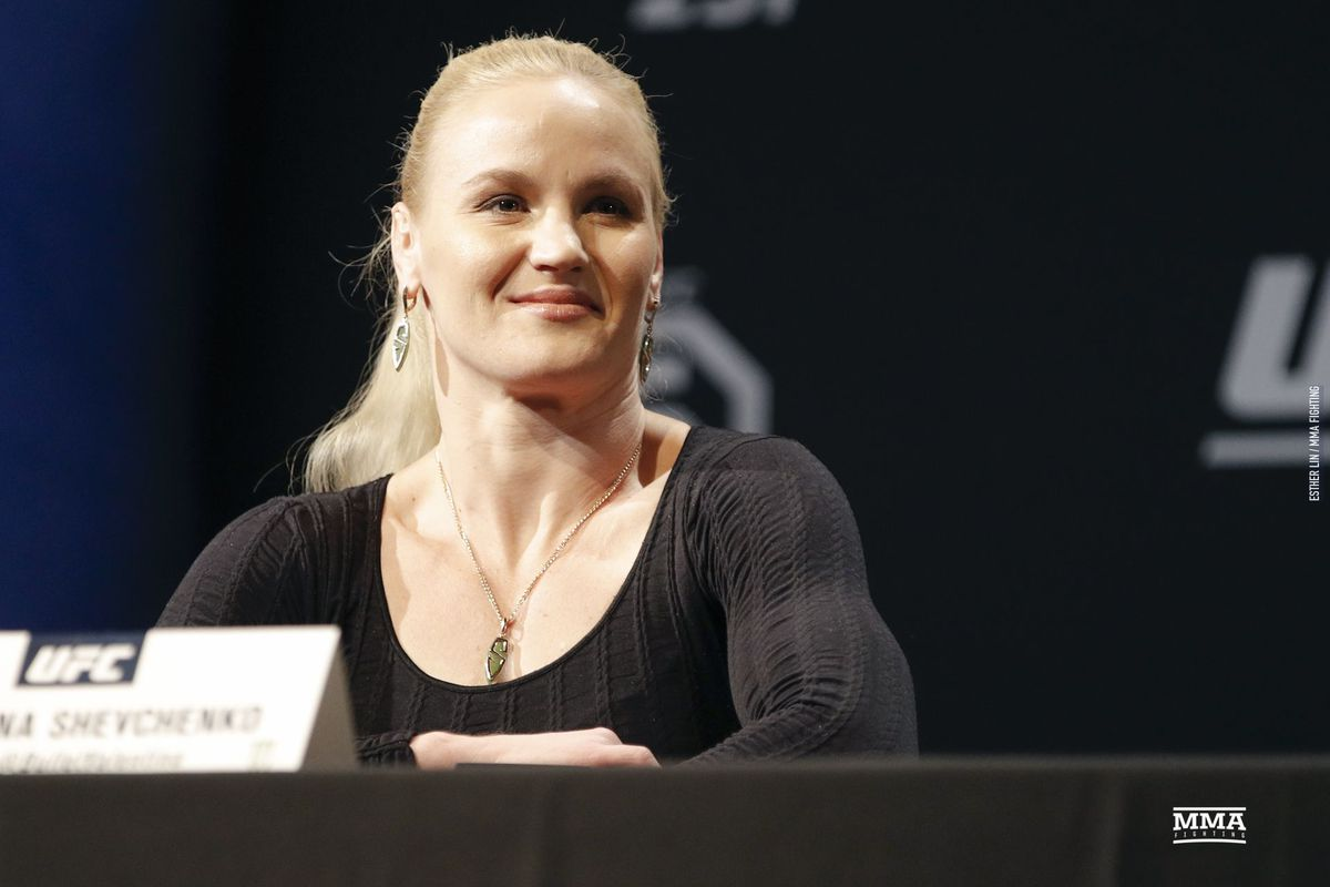 Valentina Shevchenko responds to criticism about less than exciting fight against Liz Carmouche