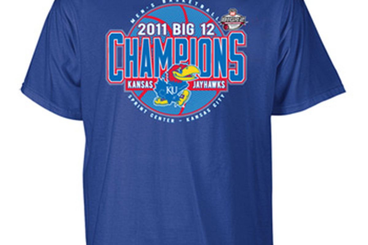 Actual shirt will be for the big one!