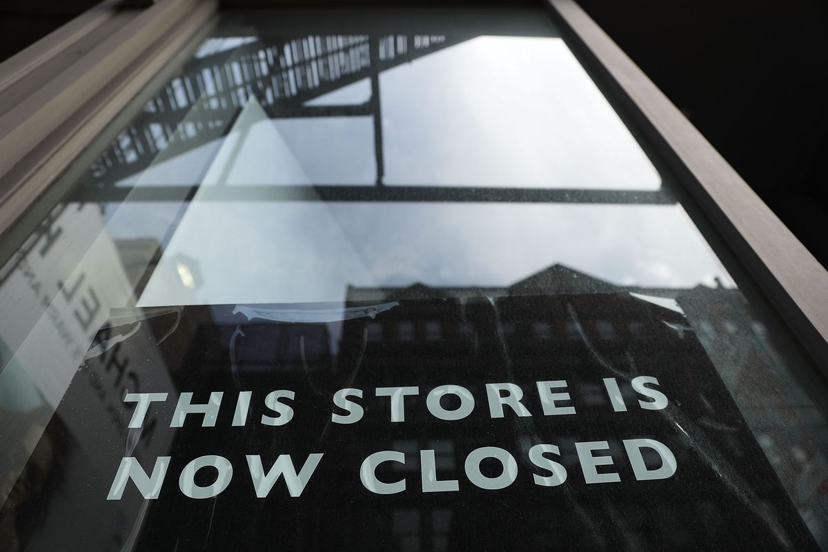 Online Shopping Habits Continue To Drive Traditional Brick And Mortar Retailers To Close Their Doors