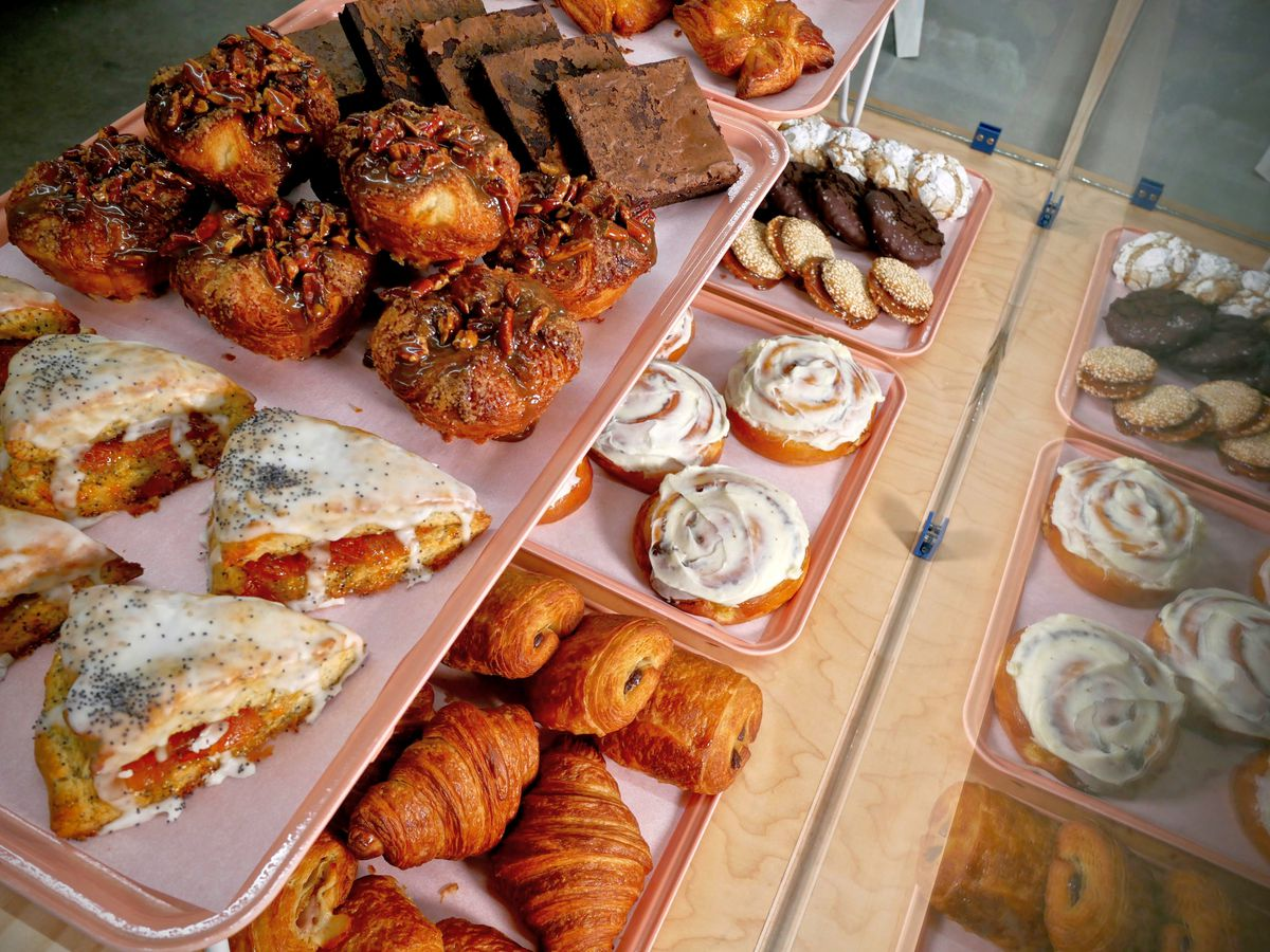 Pastries from Abby Jane Bakeshop