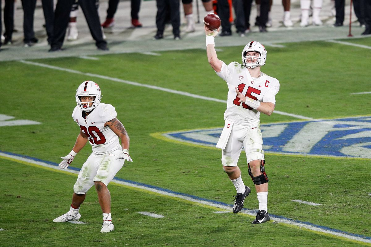 COLLEGE FOOTBALL: DEC 19 Stanford at UCLA