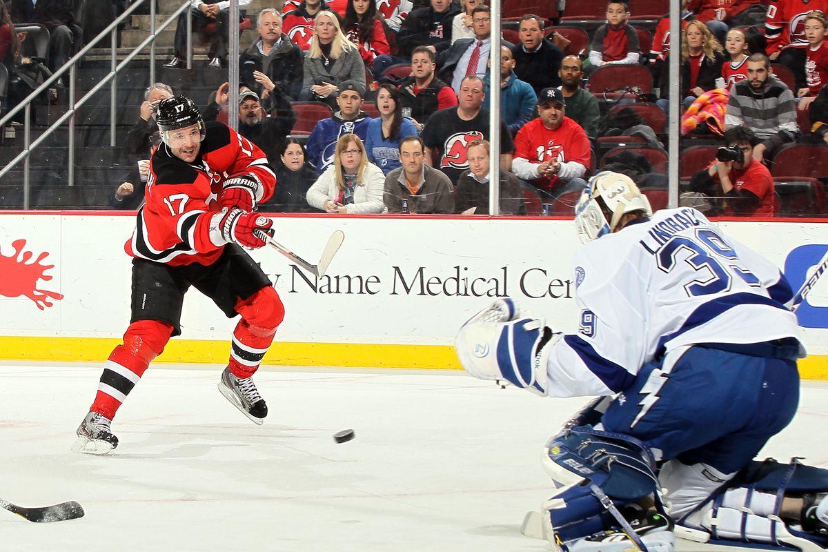Ilya Kovalchuk scoring goals is always appreciated.  But how often should we expect it to happen in New Jersey?