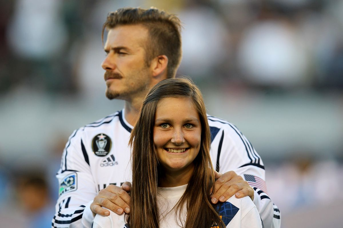 Can the Caps finally down the Galaxy now that Beckham's moved onward?