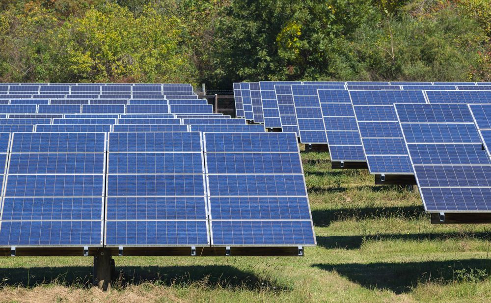 The North Carolina Town That S Scared Of Solar Panels