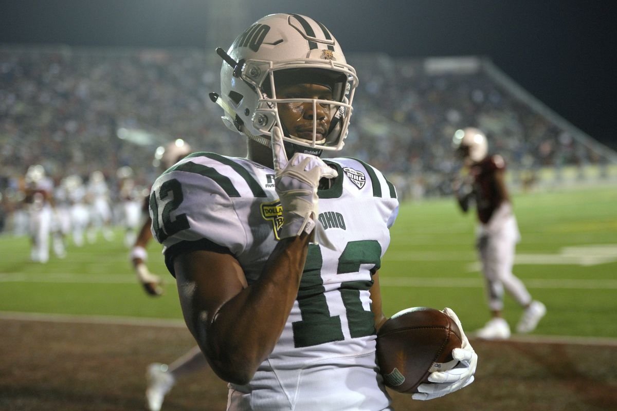 2017 Week 1 Preview: Ohio Bobcats vs. Hampton Pirates ...
