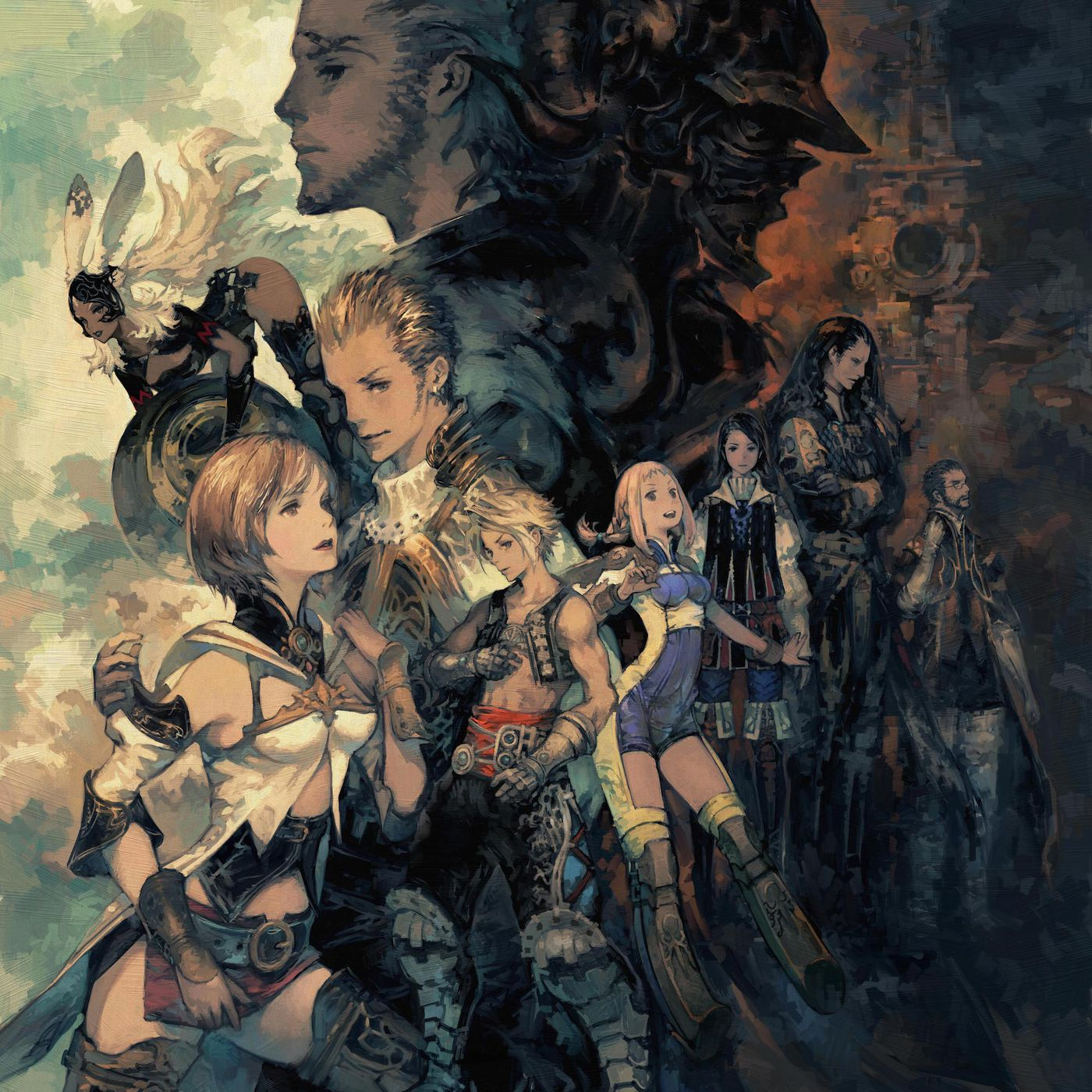 The Making Of Final Fantasy 12 Polygon