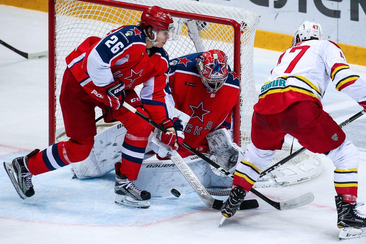 Kontinental Hockey League: CSKA Moscow vs Kunlun Red Star Beijing