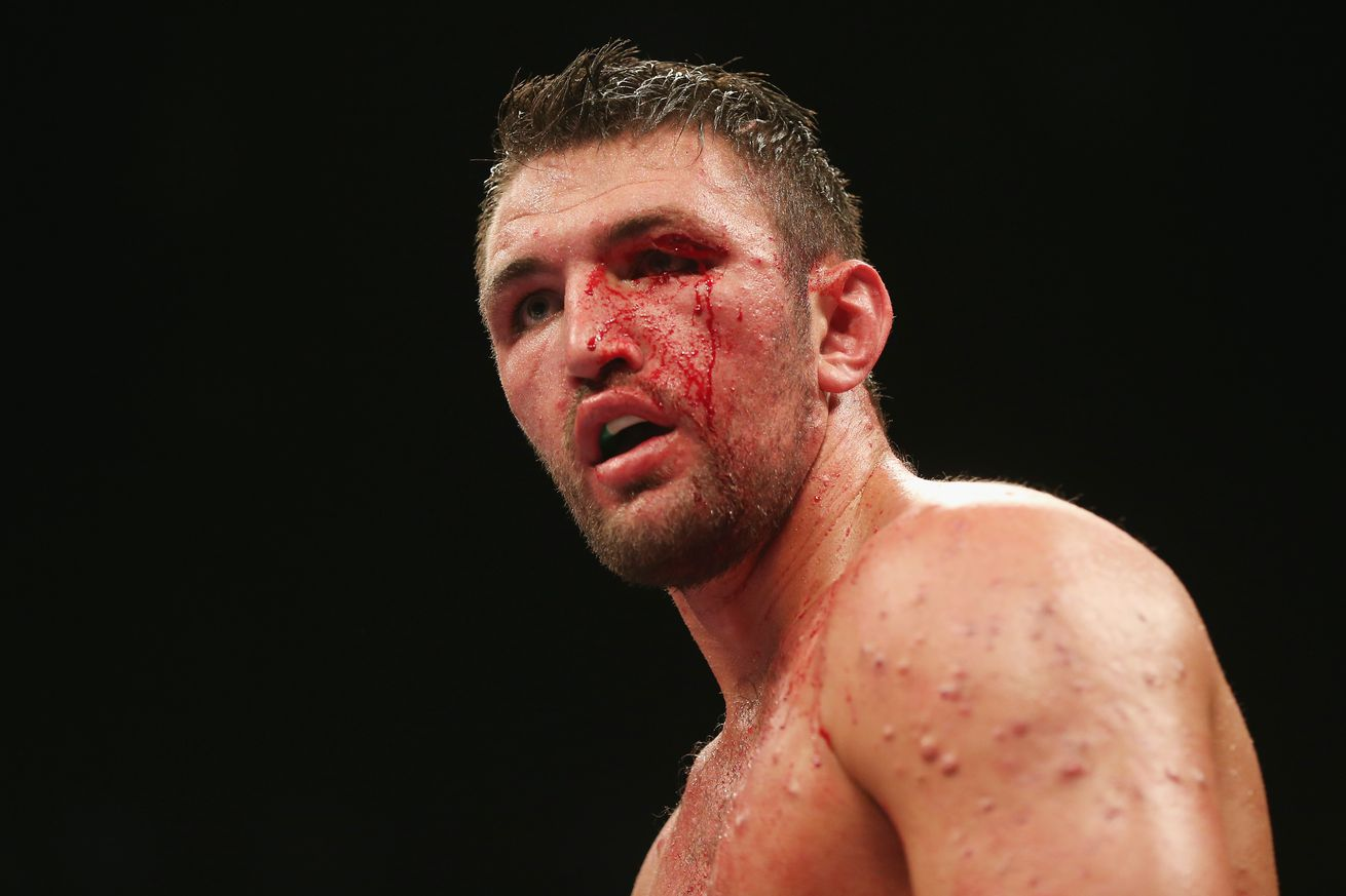 526623112.0 - Hughie Fury gets opponent for May 25 return
