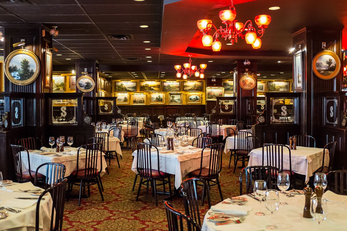 Legendary sparks steak house may shutter at the end of