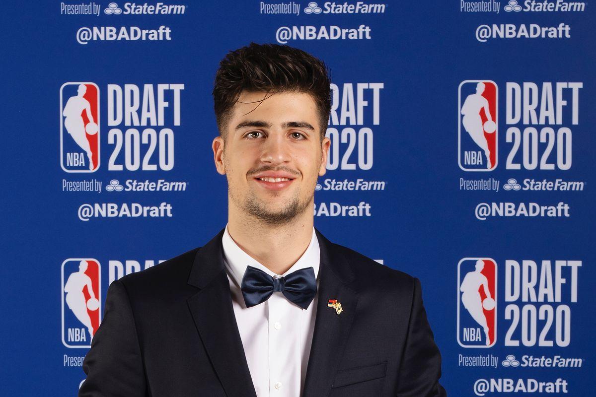 2020 Nba Draft Wizards Select Maccabi Tel Aviv F Avdija No 9 Overall Bullets Forever