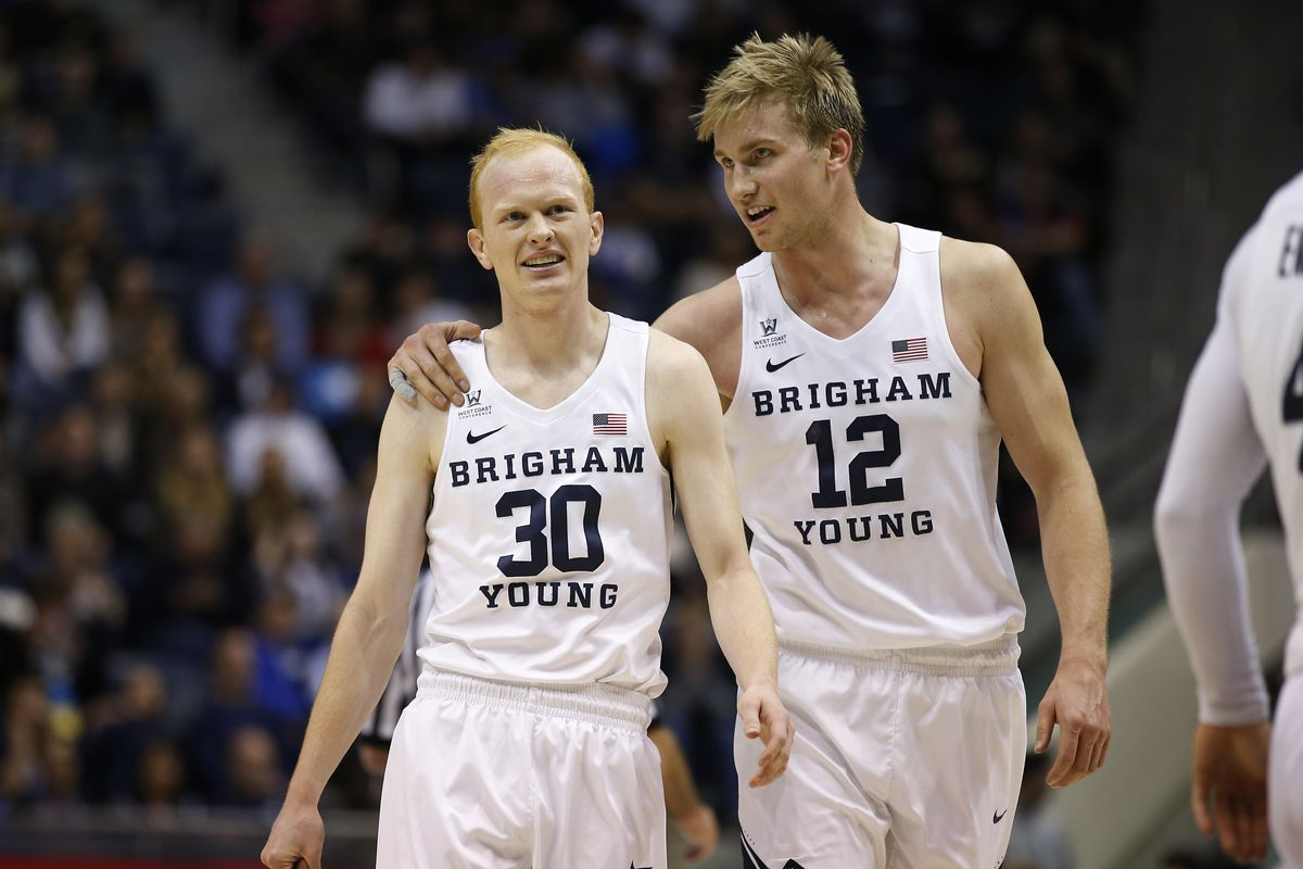 NCAA Basketball: Weber State at Brigham Young