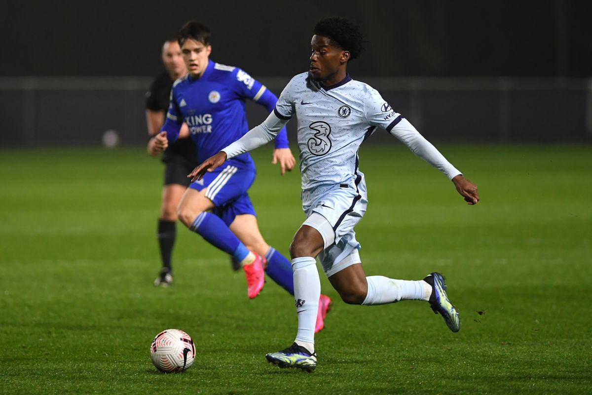 Leicester v Chelsea: Premier League 2