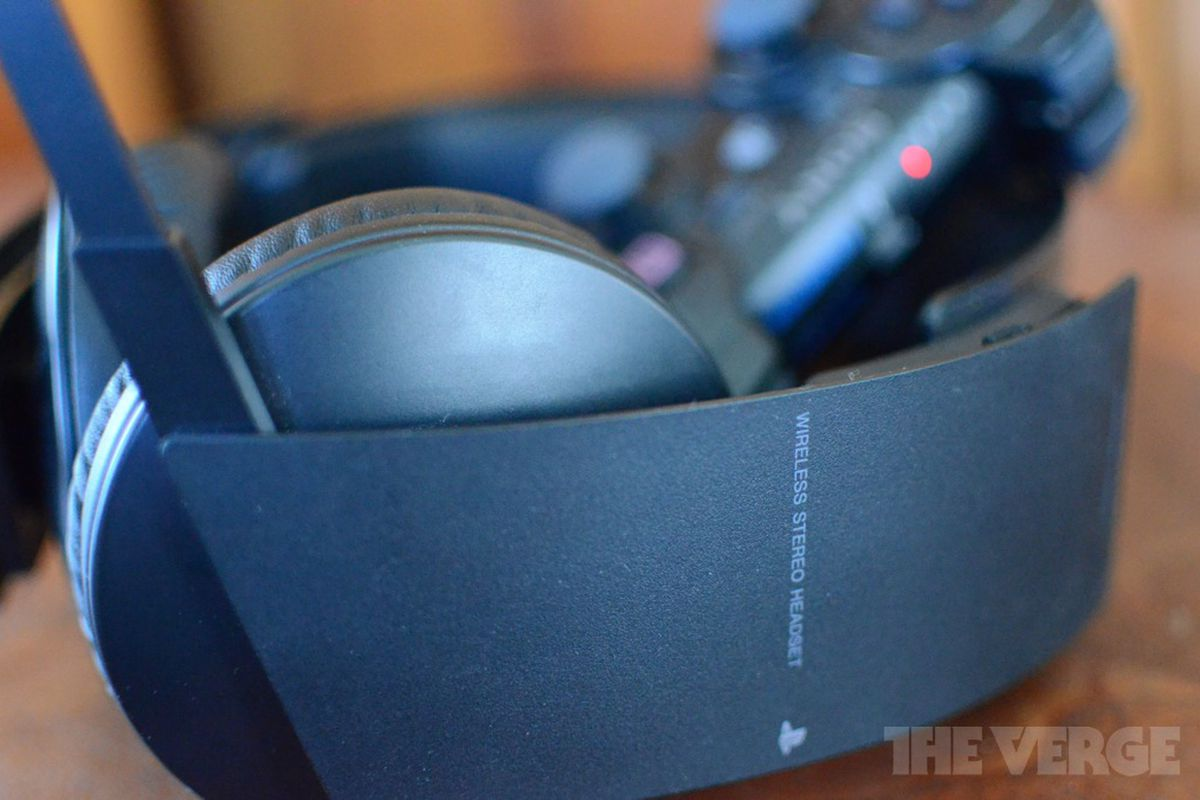 PS3 Stereo Headset