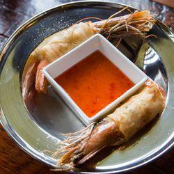 Shrimps in Blankets
