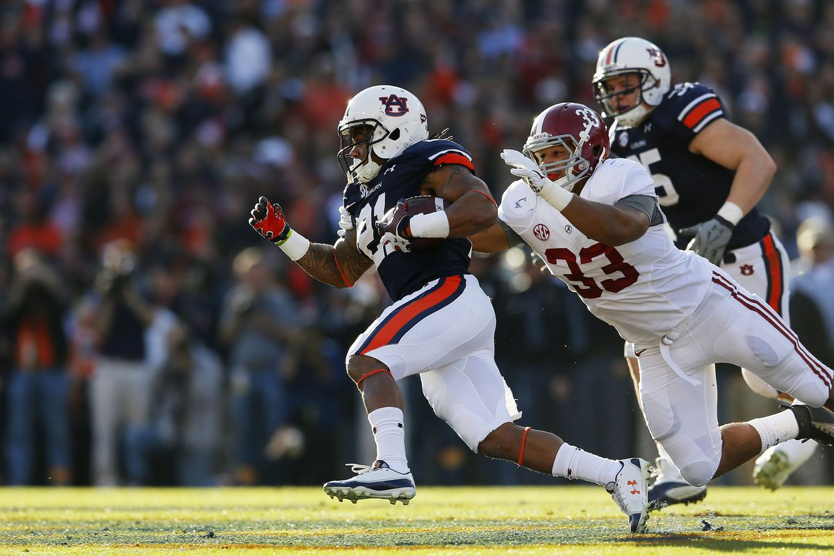 Not the best LB in the SEC