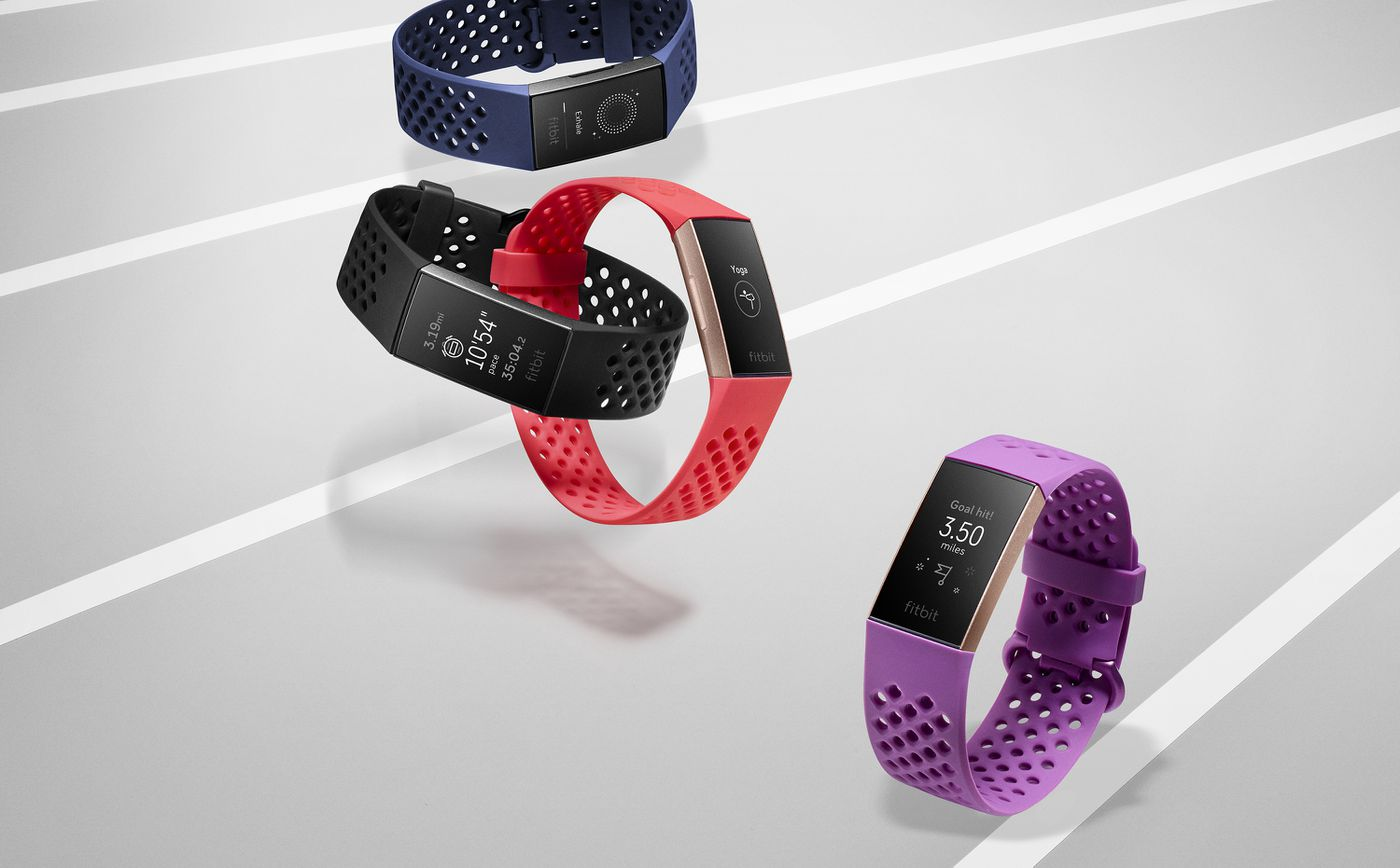 Fitbit's Charge 3 adds a better screen, swim tracking, and