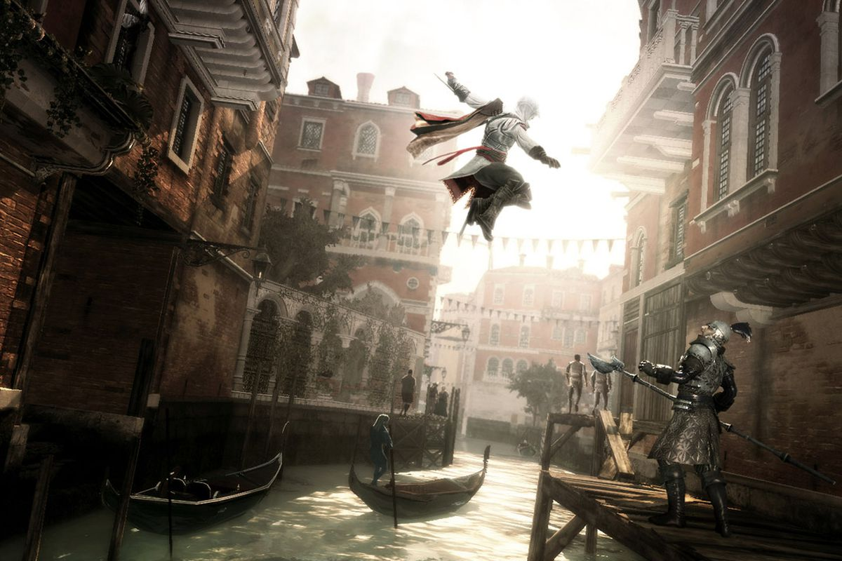Assassin S Creed 2 Will Be Free On Pc This Week Polygon