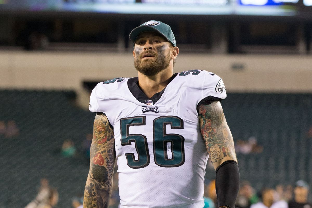 Chris Long donating 6 game checks to scholarship fund