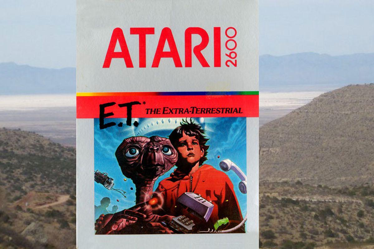 et for the atari 2600