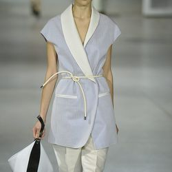 Asian influence at 3.1 Phillip Lim. Photo: Getty.