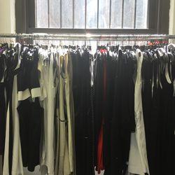 Dresses, $70