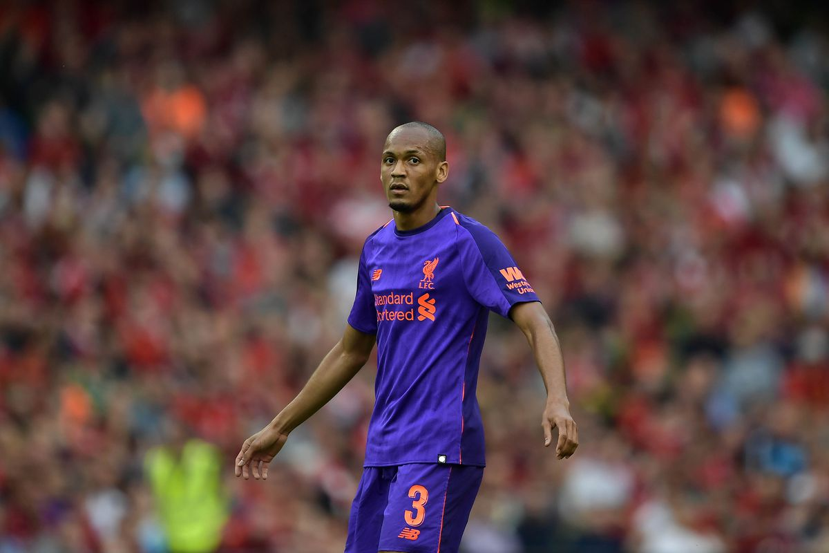 the best attitude b96da fc630 Fabinho Is Ready to Play for Liverpool - The Liverpool Offside