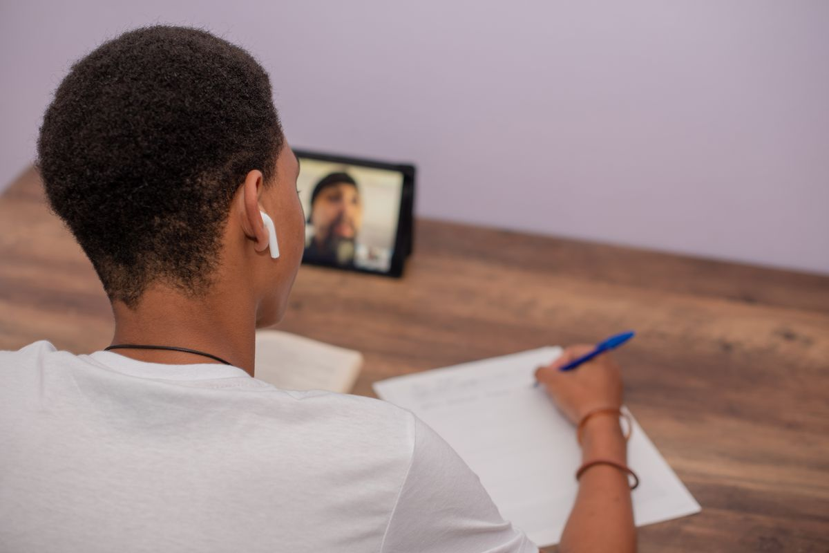 Virtual sessions can be convenient, but families without consistent access to high-speed cell or internet service struggle.