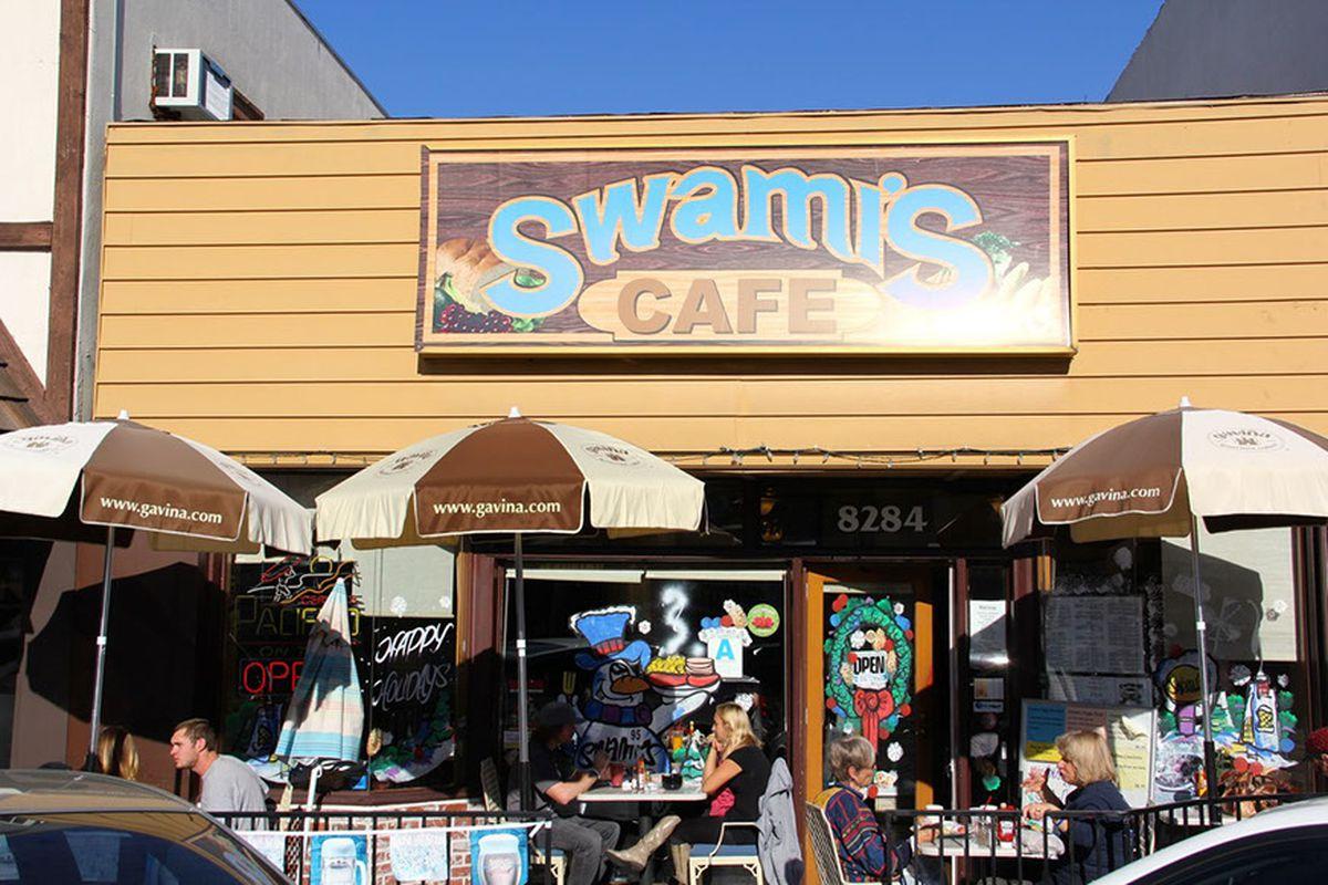 Swamis Cafe