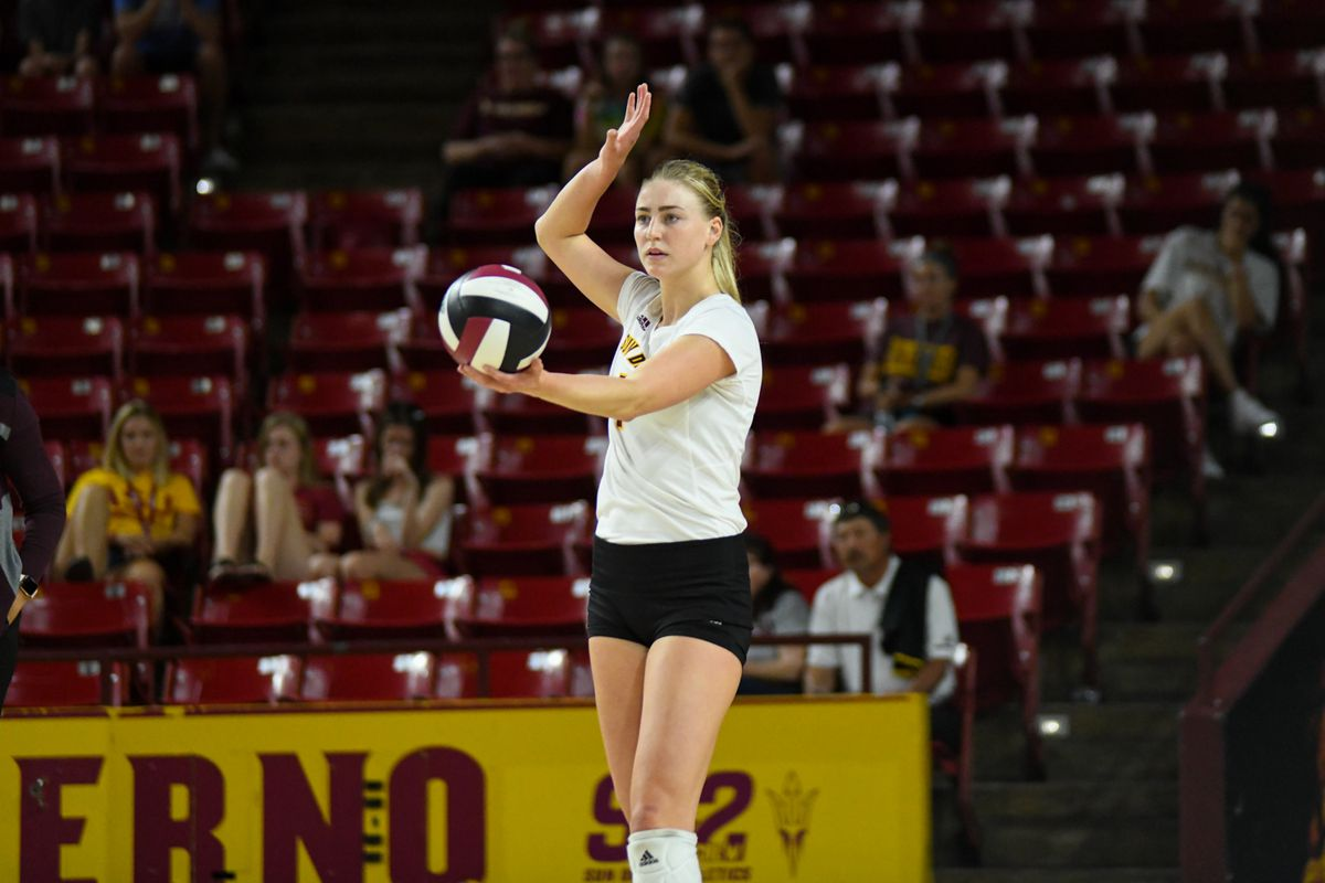 ASU Volleyball: Comeback win against Oregon State keeps tournament hopes alive for the Sun Devils