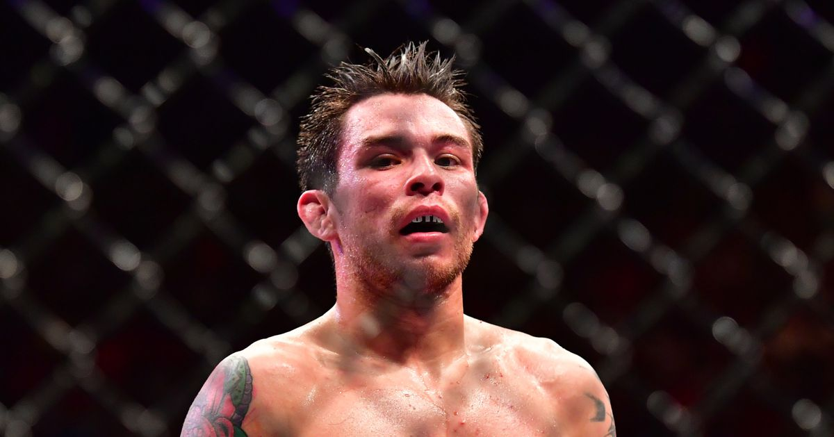 Ray Borg withdraws from UFC Chile due to medical complications with newborn son