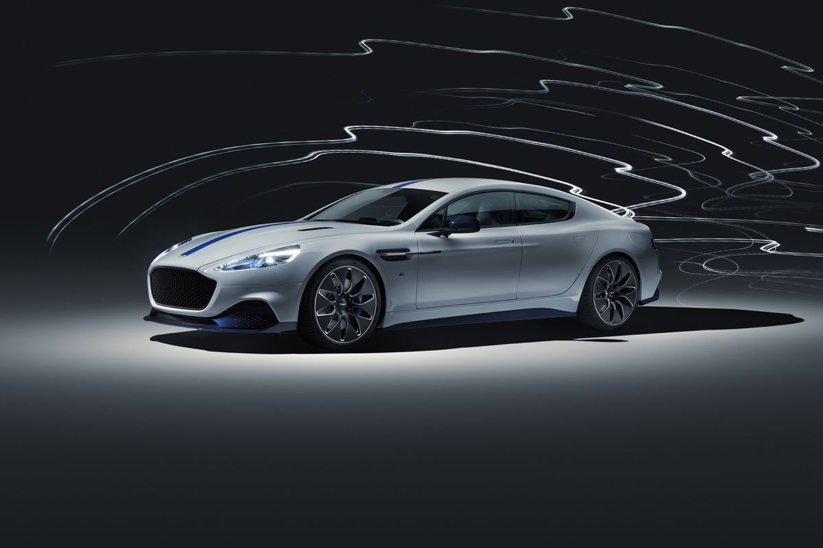 Aston Martin S First Electric Car Is Finally Here