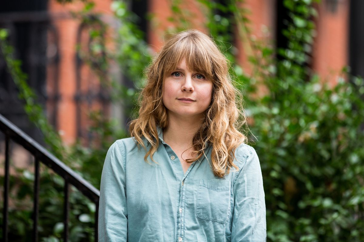 Playwright Annie Baker has been named a 2017 MacArthur Fellow.   SUPPLIED PHOTO