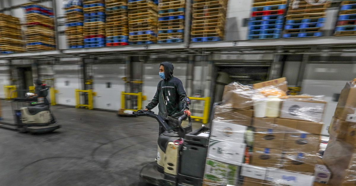 Utah is a cold chain link for the...