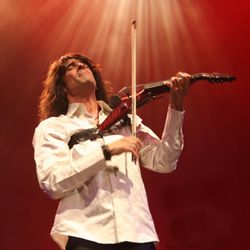"""Mark Wood, an electric violinist and an original member of the Trans Siberian Orchestra, is one of several artists who will be performing at MuzArt's """"We Are Hope"""" concert at the LDS Conference Center on Nov. 7."""