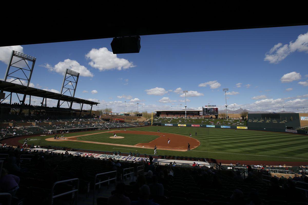 Oakland Athletics v Arizona Diamondbacks