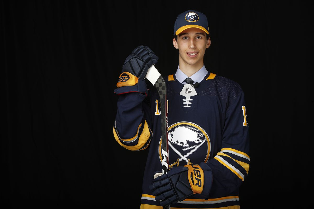 Buffalo Sabres sign Cozens to entry-level deal