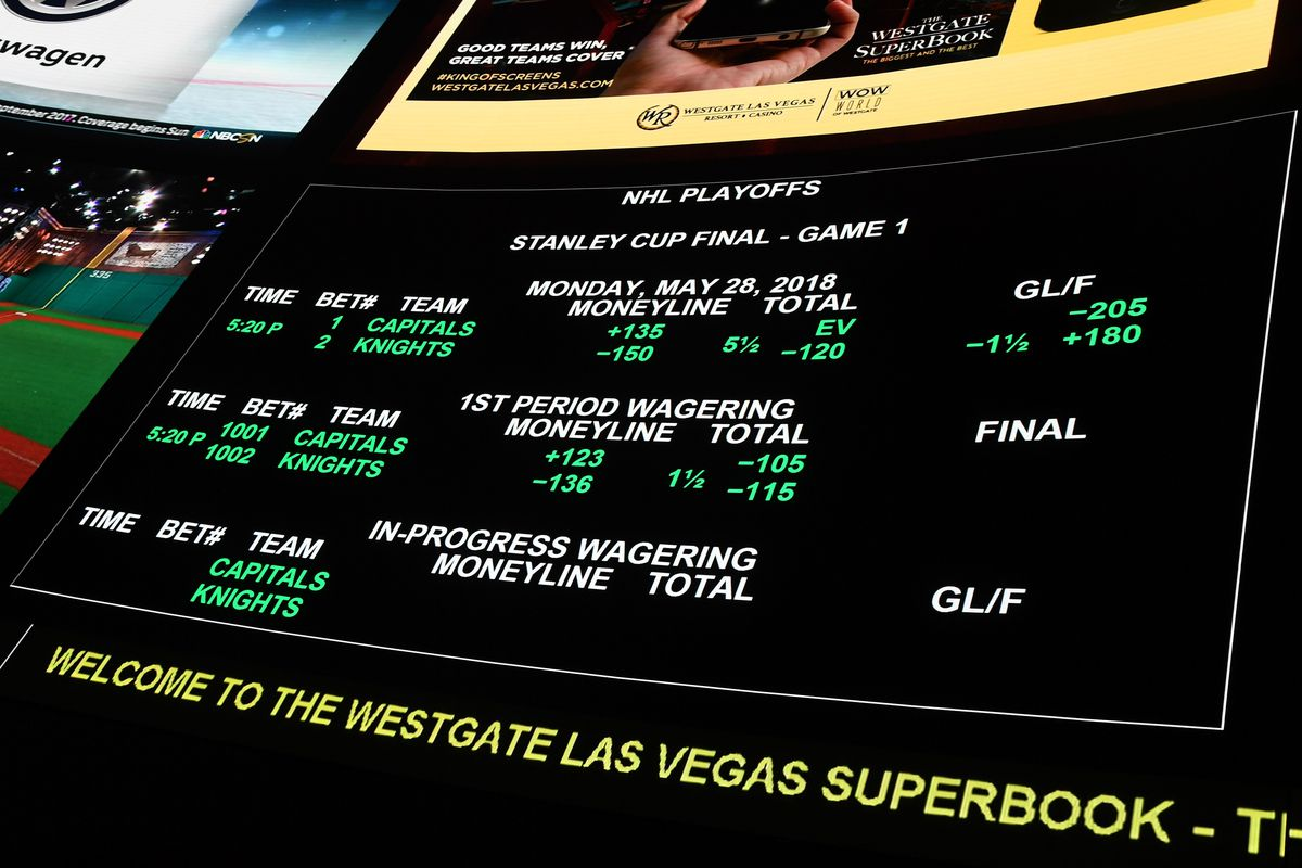 Betting Lines Released For Stanley Cup Final At The Westgate Las Vegas