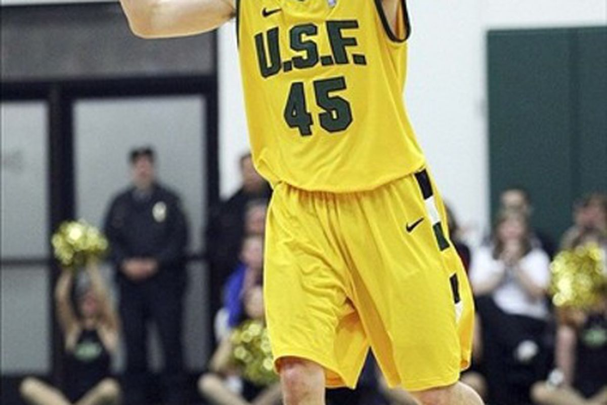 USF basketball. Accept no substitutes.