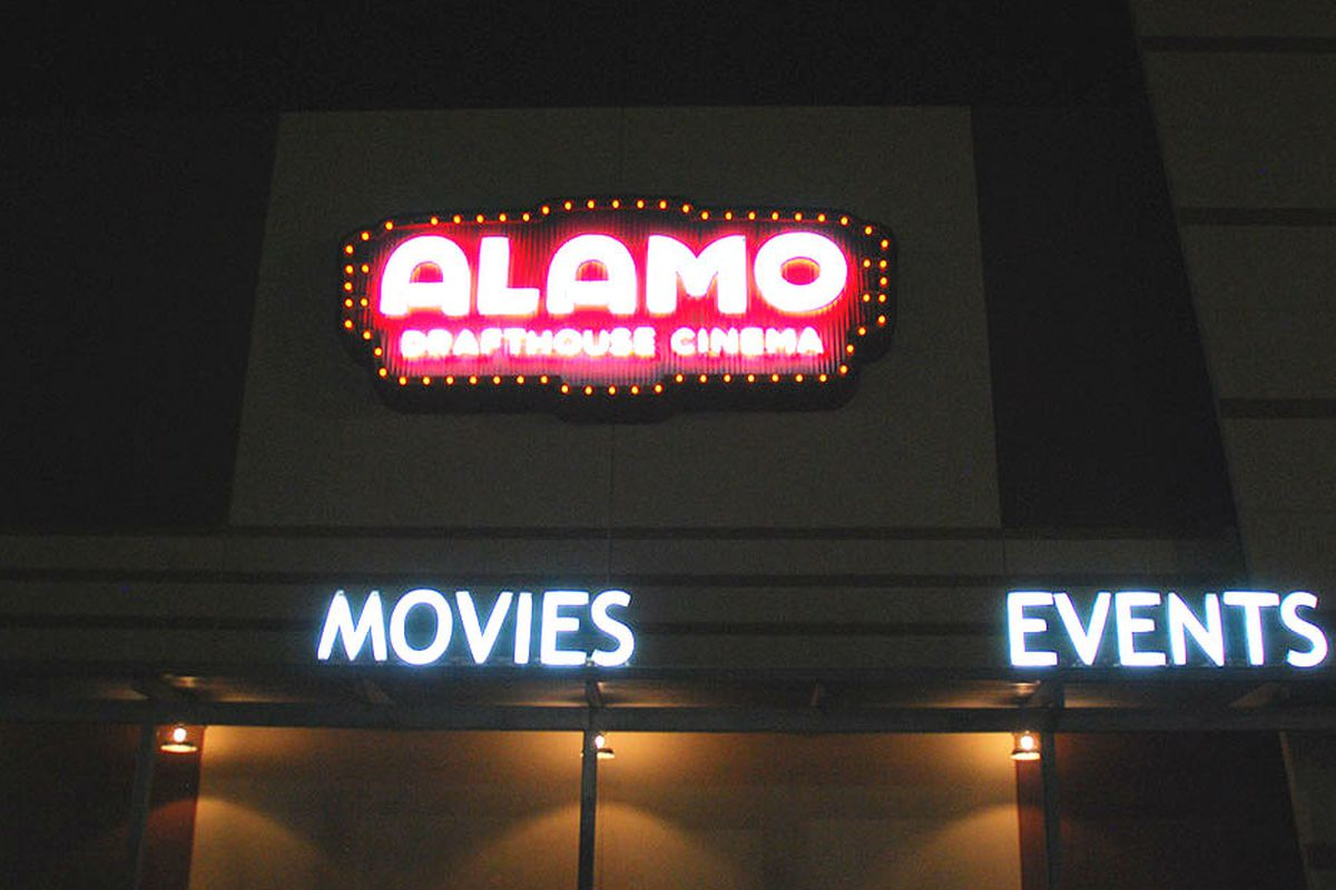 The force is with Alamo Drafthouse.