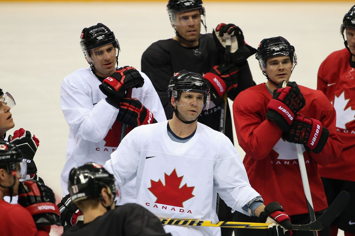 Winter Olympics 2014 Preview Canadian Men S Hockey Team Eyes On