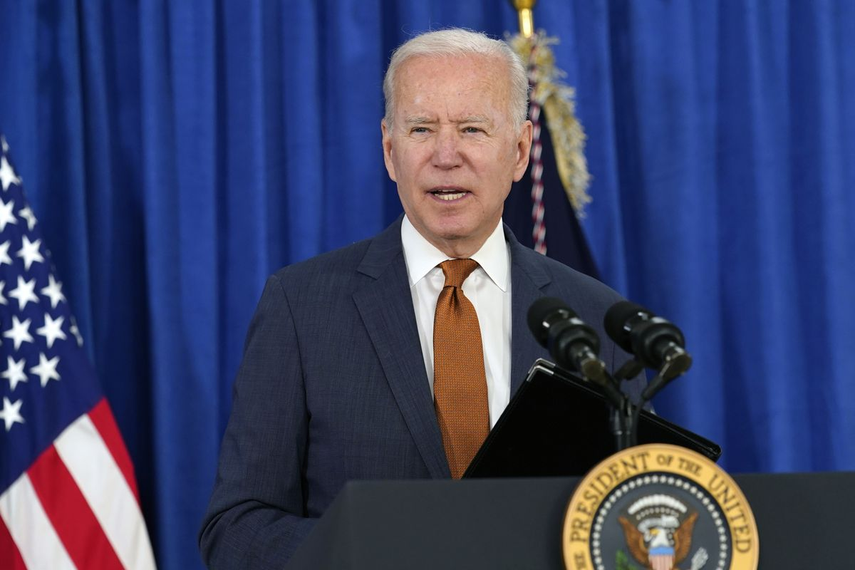 Biden says jobs report bolsters case for government spending - Chicago  Sun-Times