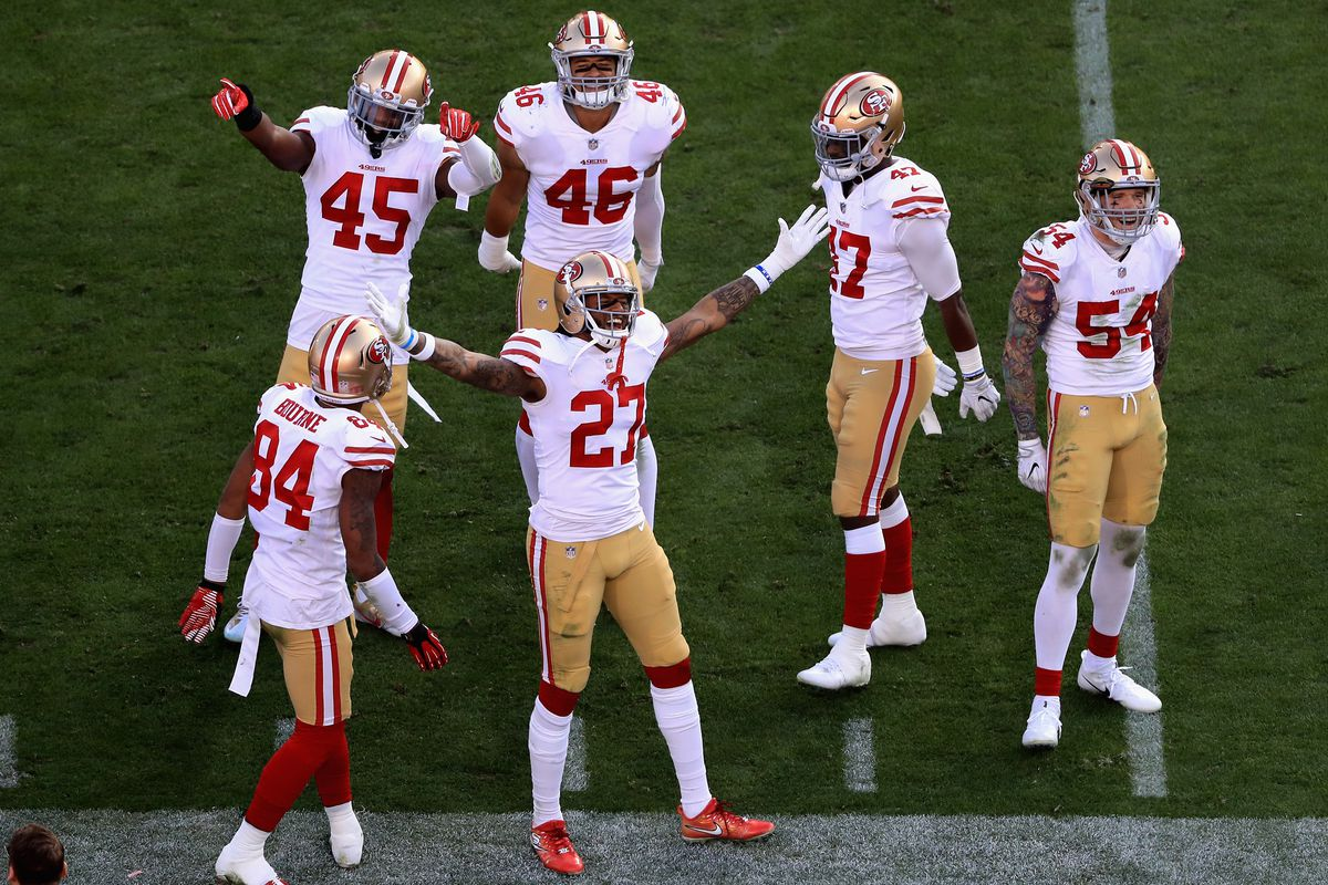 LA Rams at San Francisco 49ers  The Professor s preview - Turf Show ... 224da46dc