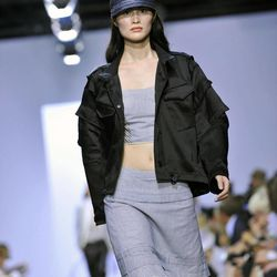 The Rag & Bone Spring 2013 collection is modeled during Fashion Week in New York, Friday Sept 7, 2012.