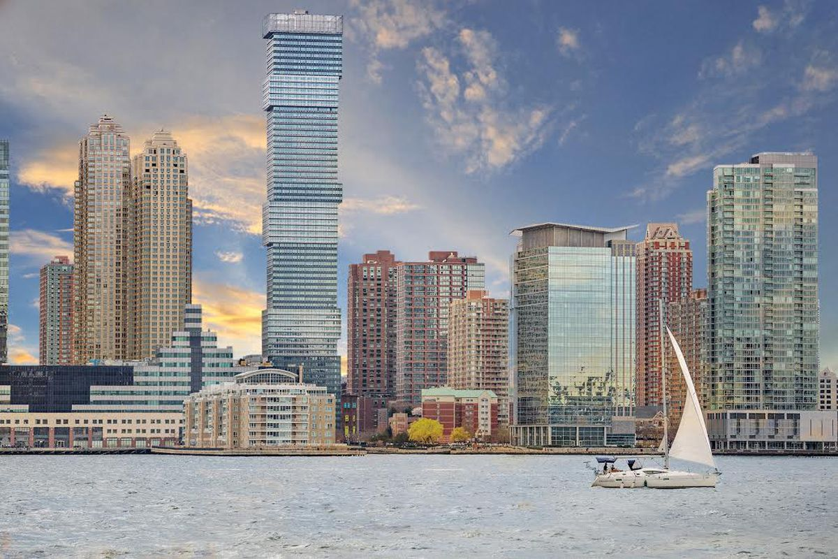 Urby's Jersey City skyscraper set to begin renting its 762 ...