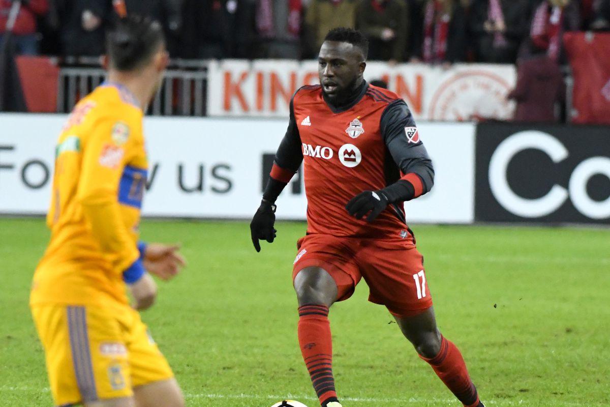 MLS: Concacaf Champions League-  Toronto FC