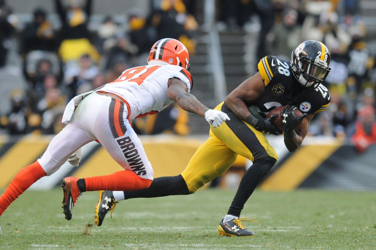 2d674499d62 Steelers vs. Browns  Previewing the key matchups and more in Week 1 ...