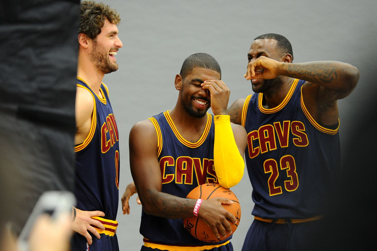0d1add0388a3 NBA 2015-16 Season Preview  Cleveland Cavaliers look to take final step and  win NBA title
