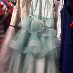 Froo froo kids' dress for $50
